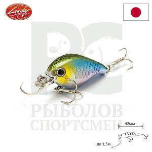 "Воблер ""Lucky Craft"" Clutch MR 0739 MS Japan Shad 035"